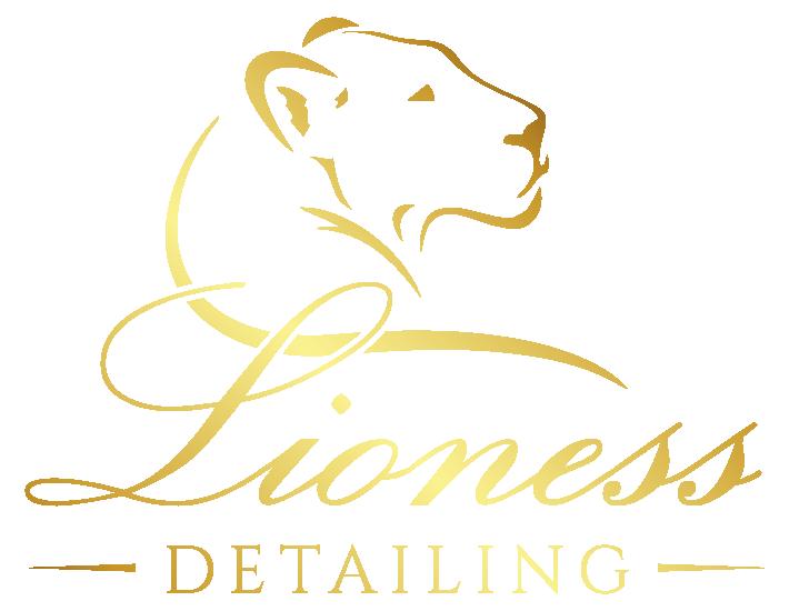 Loiness Detailing white logo